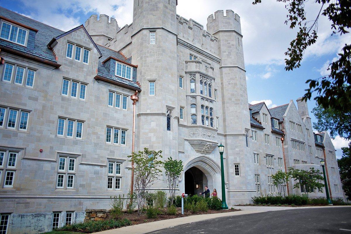 Indiana Bloomington Beech Hall & Sycamore Hall Indiana