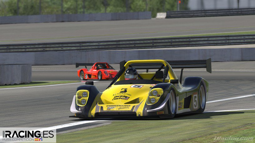 #iRacing | Official @iRacing_es shots from yesterday #LNE in Nurburgring. #RadicalSR8<br>http://pic.twitter.com/NtdCKclr59