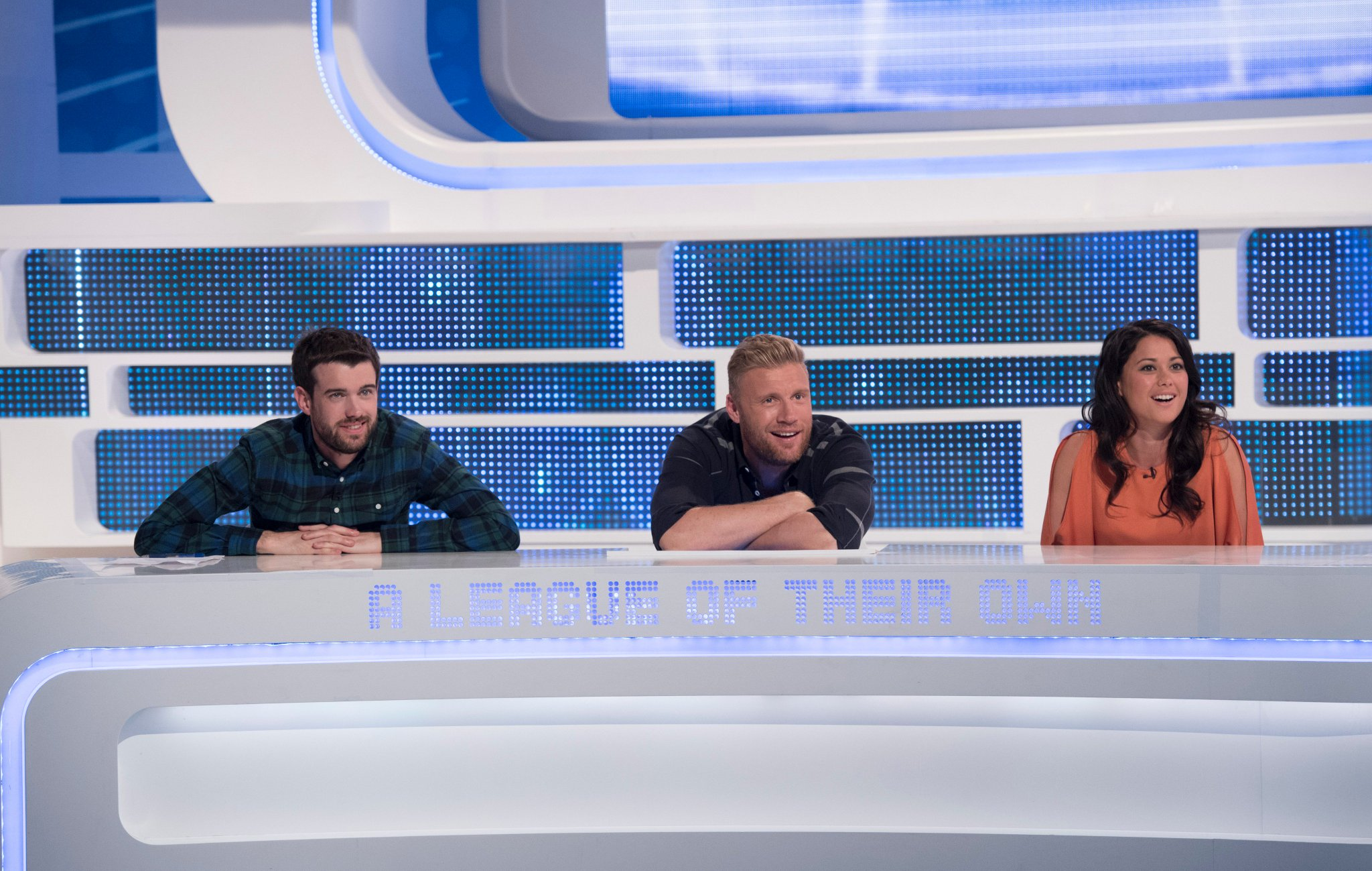 Only one more day! A League Of Their Own continues tomorrow night on @sky1 @ALOTO https://t.co/T8lusMLu4D