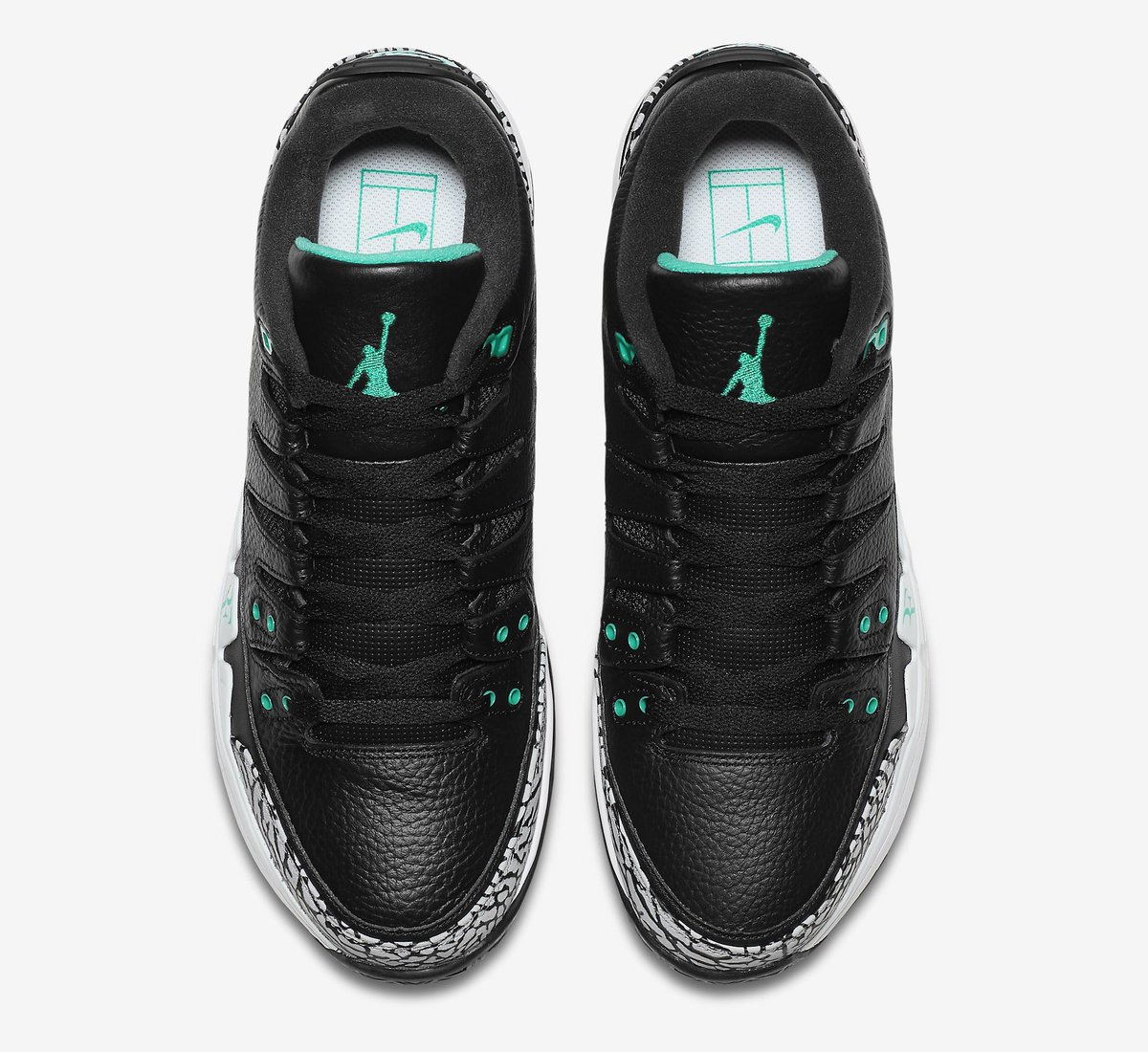 1807a4337b01 a new roger federer x aj3 sneaker is coming this time with atmos vibes