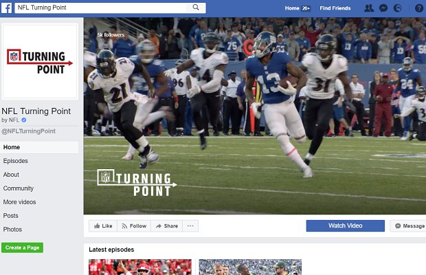 Facebook to broadcast NFL highlights worldwide https://t.co/XcmRviOwpb #NFL https://t.co/N7E7KMmebA