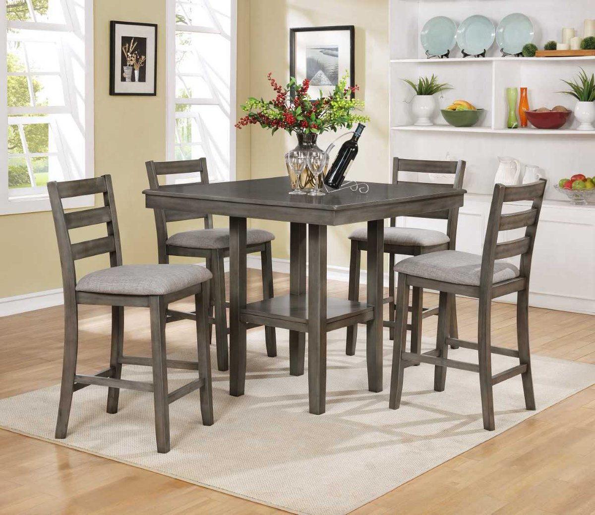 Kimbrell S Furniture On Twitter Dine In Style Add A Traditional