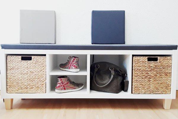New Swedish Design On Twitter Wie Du Aus Dem Ikea Kallax Regal