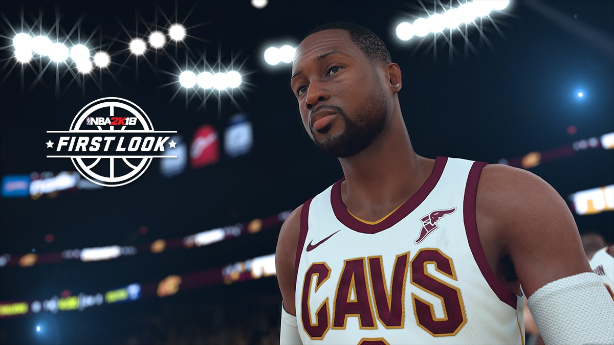 """NBA 2K20 on Twitter: """".@DwyaneWade is officially joining the"""