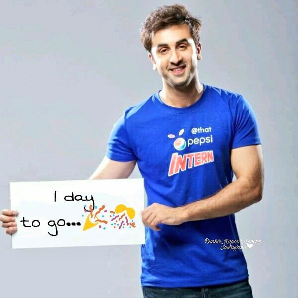 Just 2 hours to go... A Very Happy Birthday my dream Superstar Love you so so so so much..