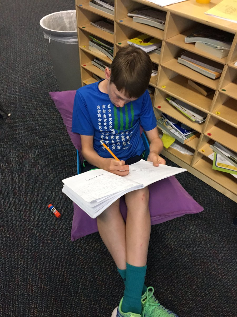 Getting creative and comfy with flexible seating in 5th grade! <a target='_blank' href='https://t.co/PsTCifBcFM'>https://t.co/PsTCifBcFM</a>