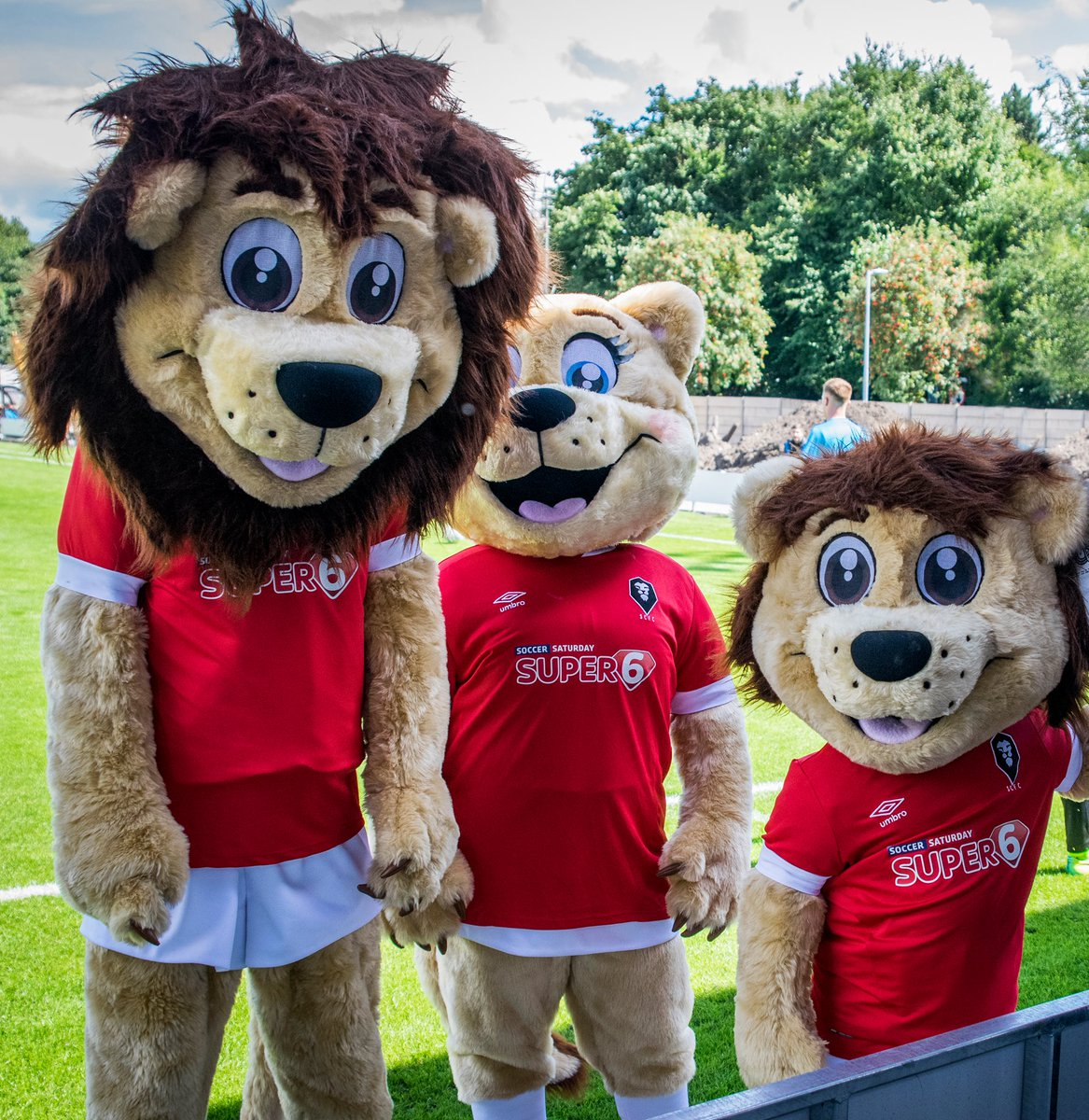"""Salford City: Salford City FC On Twitter: """"Have You Entered Our Name The"""