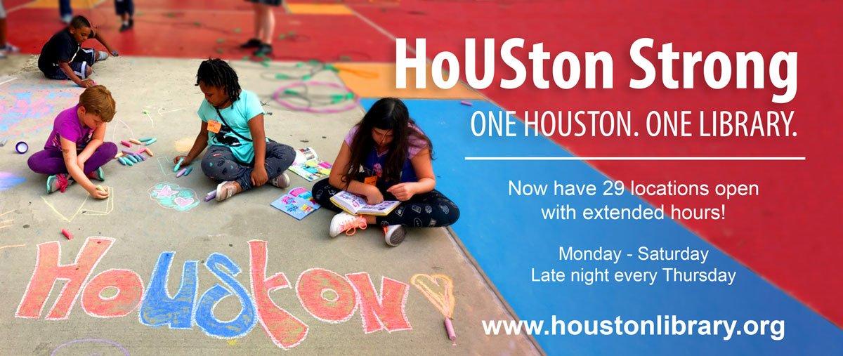 Houstonlibrary org