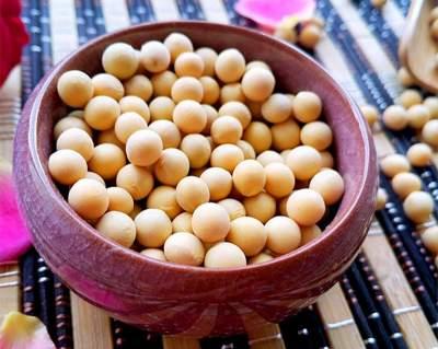 Бинарные посевы сои на зерно
