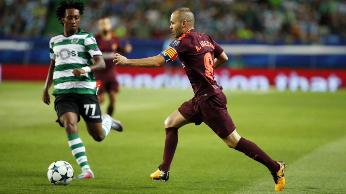 Sporting 0-1 Barcelona Highlights