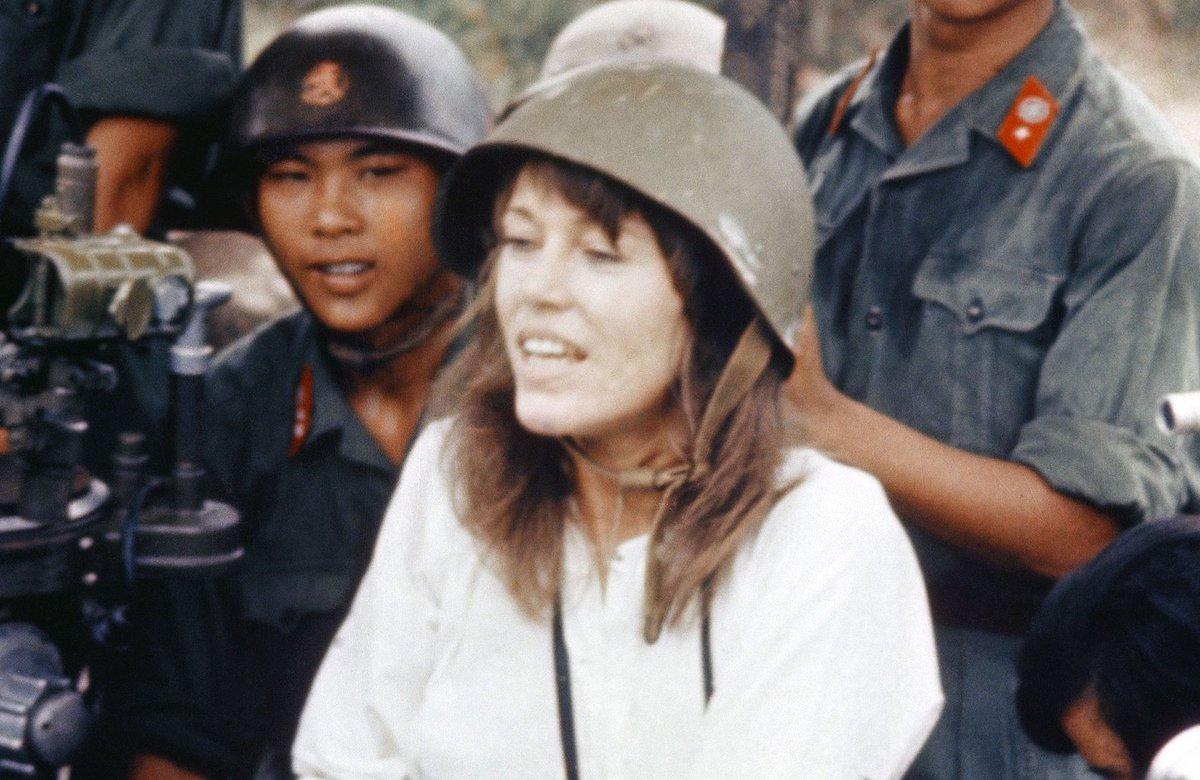 Image result for Hanoi Jane pics