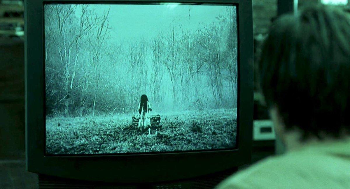 Cinematic Artistry On Twitter The Ring 2002 Director Gore Verbinski Cinematographer Bojan Bazelli