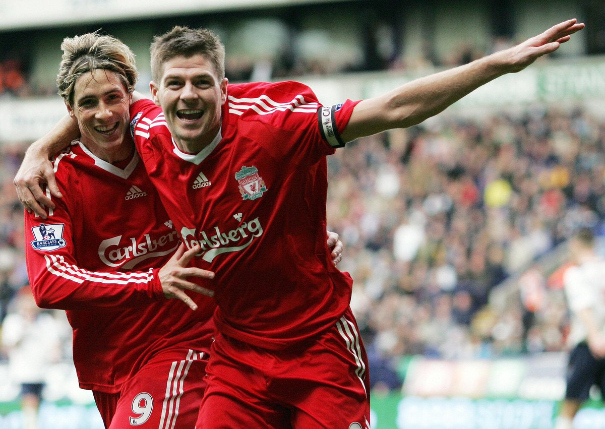 Image result for Gerrard with torres
