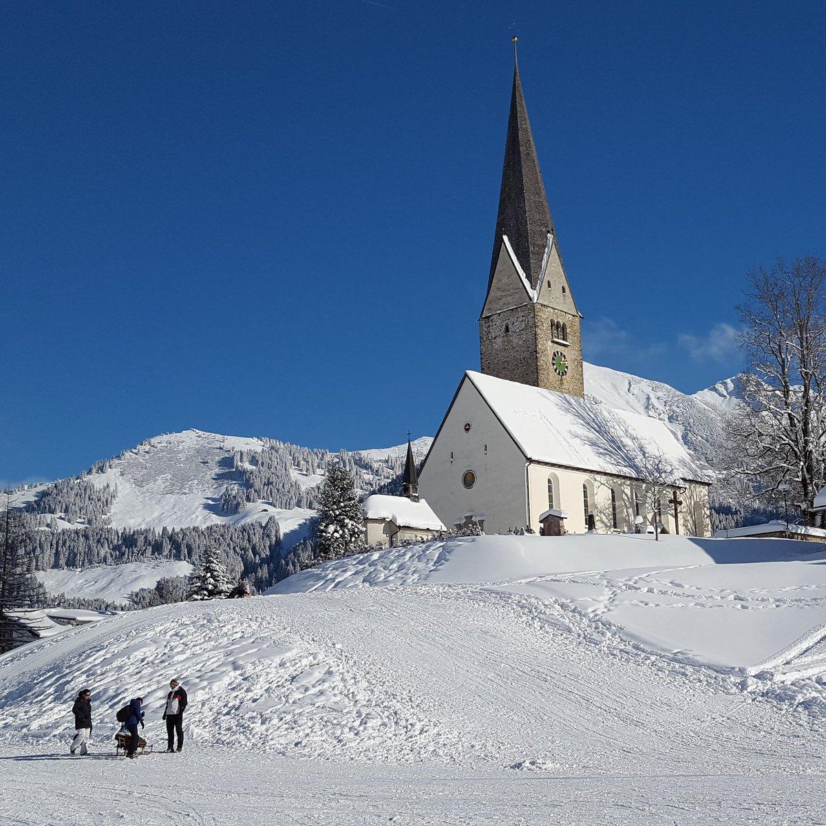 """Haus Berge: Haus Walser Berge On Twitter: """"Winter In Kleinwalsertal"""
