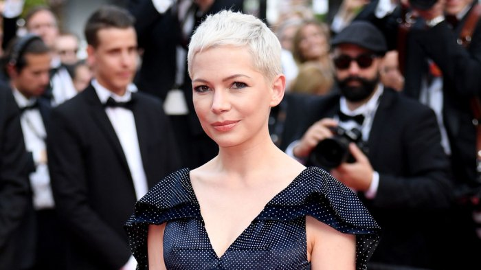 Michelle Williams joins Tom Hardy and Riz Ahmed (@rizmc) in #Venom movie https://t.co/XS8CpUBxso