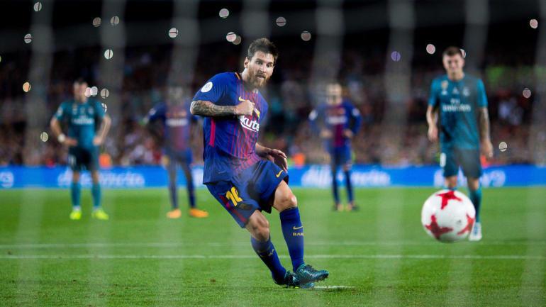 Barcelona vence 1-0 al Sporting Lisboa