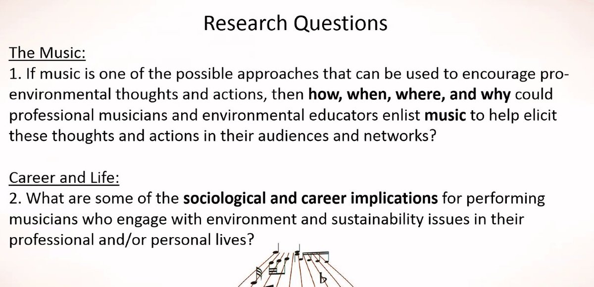 most recent environmental science thesis topics