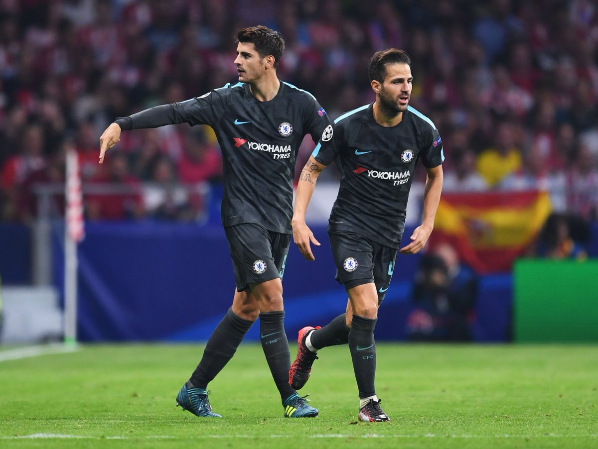 Atletico Madrid 1-2 Chelsea Highlights