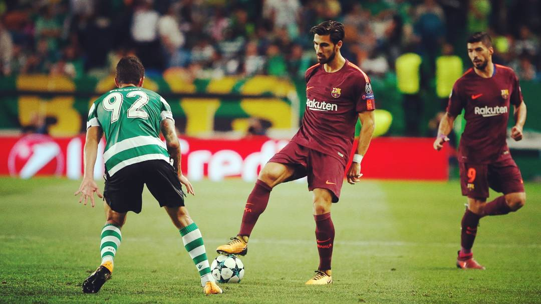 Sporting CP vs Barcelona Highlights