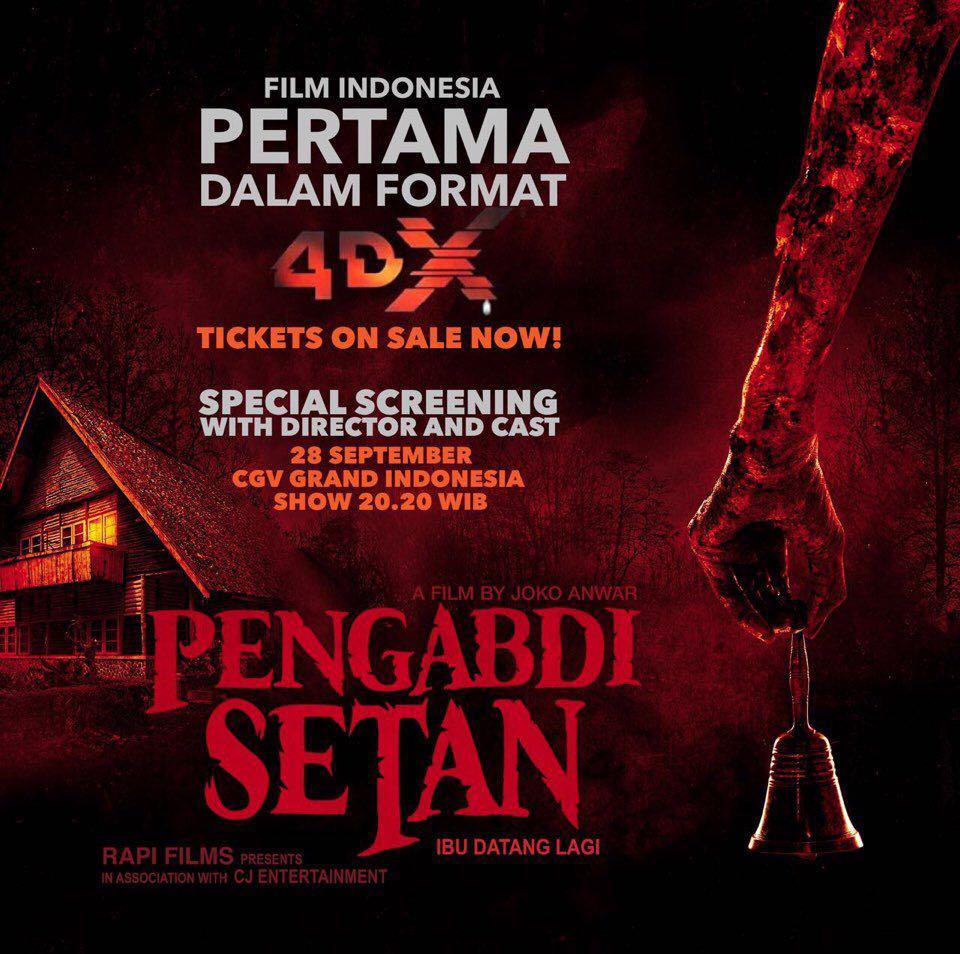 IG: @FILM_Indonesia on Twitter: