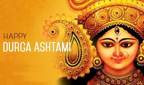 Happy #MahaAshtami May adi shakti blessings your Life with peace and prosperity. #DurgaAshtami https://t.co/MRcbusJao3