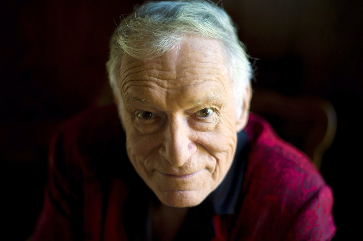 BREAKING: Hugh Hefner, iconic founder of Playboy, has died at age 91