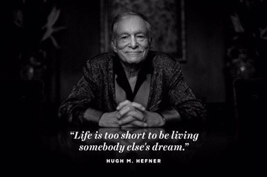 American Icon and Playboy Founder, Hugh M. Hefner passed away today. He was 91. #RIPHef https://t.co