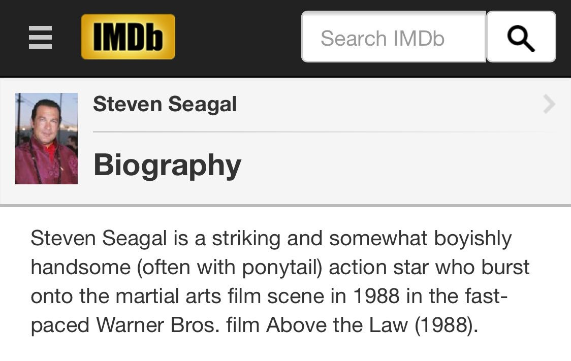 above the law 1988 imdb