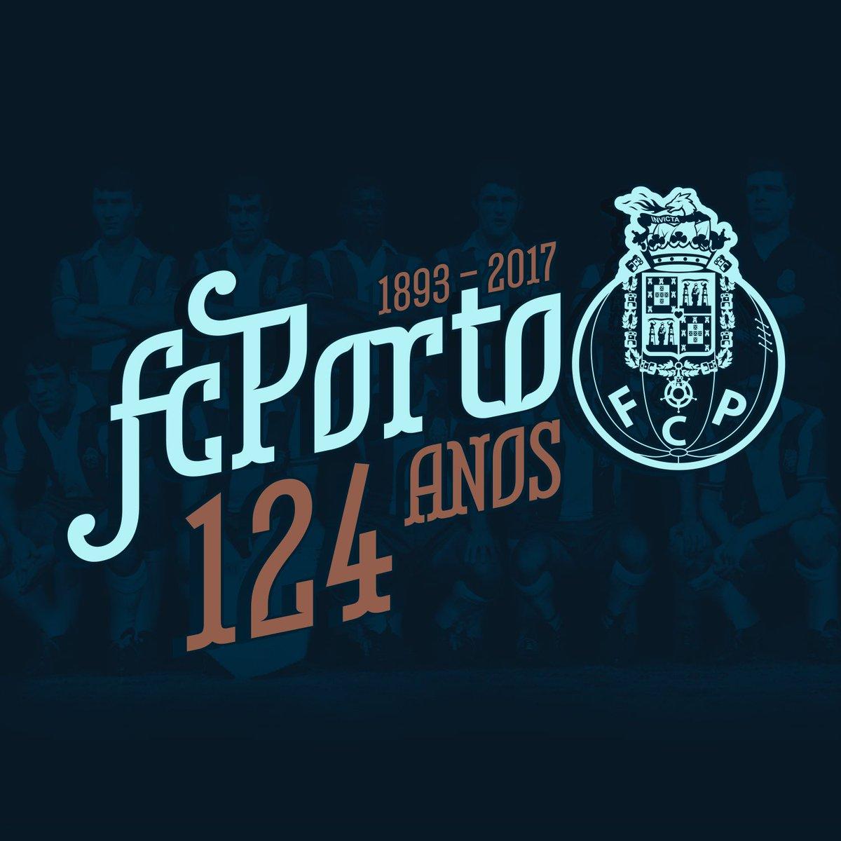 124.º Aniversário!   #FCPorto #FCPorto124