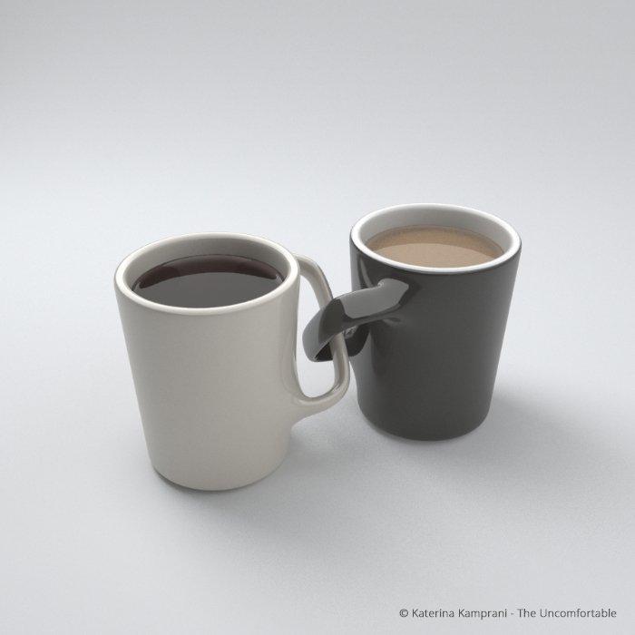 """使いにくさを追求した日用品を提案する、アテネのデザイナーKaterina Kampraniの""""The Uncomfortable""""シリーズ"""