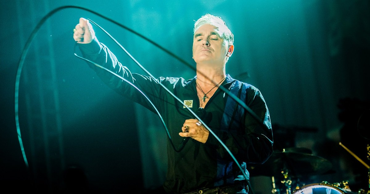 Follow us & Retweet for a chance to win a pair of tix to see MORRISSEY on November 4th @sfmasonic!! https://t.co/Sqn2iXF0Ip