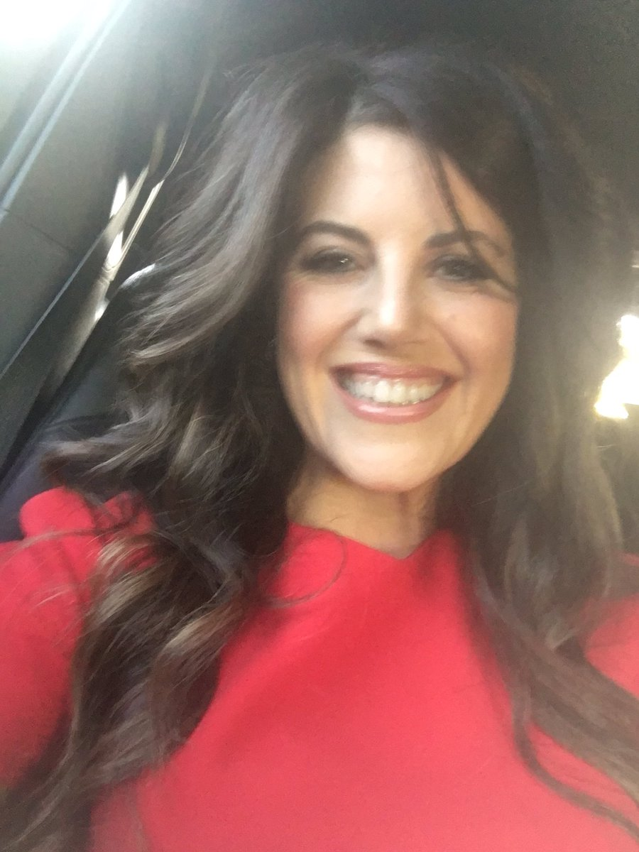 monica lewinsky on twitter this is the look of someone who never