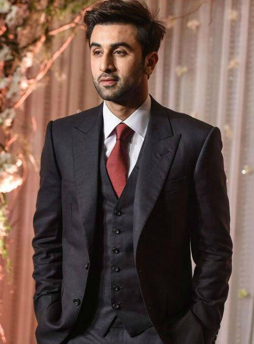 Happy birthday ranbir kapoor best of luck for your upcoming projects