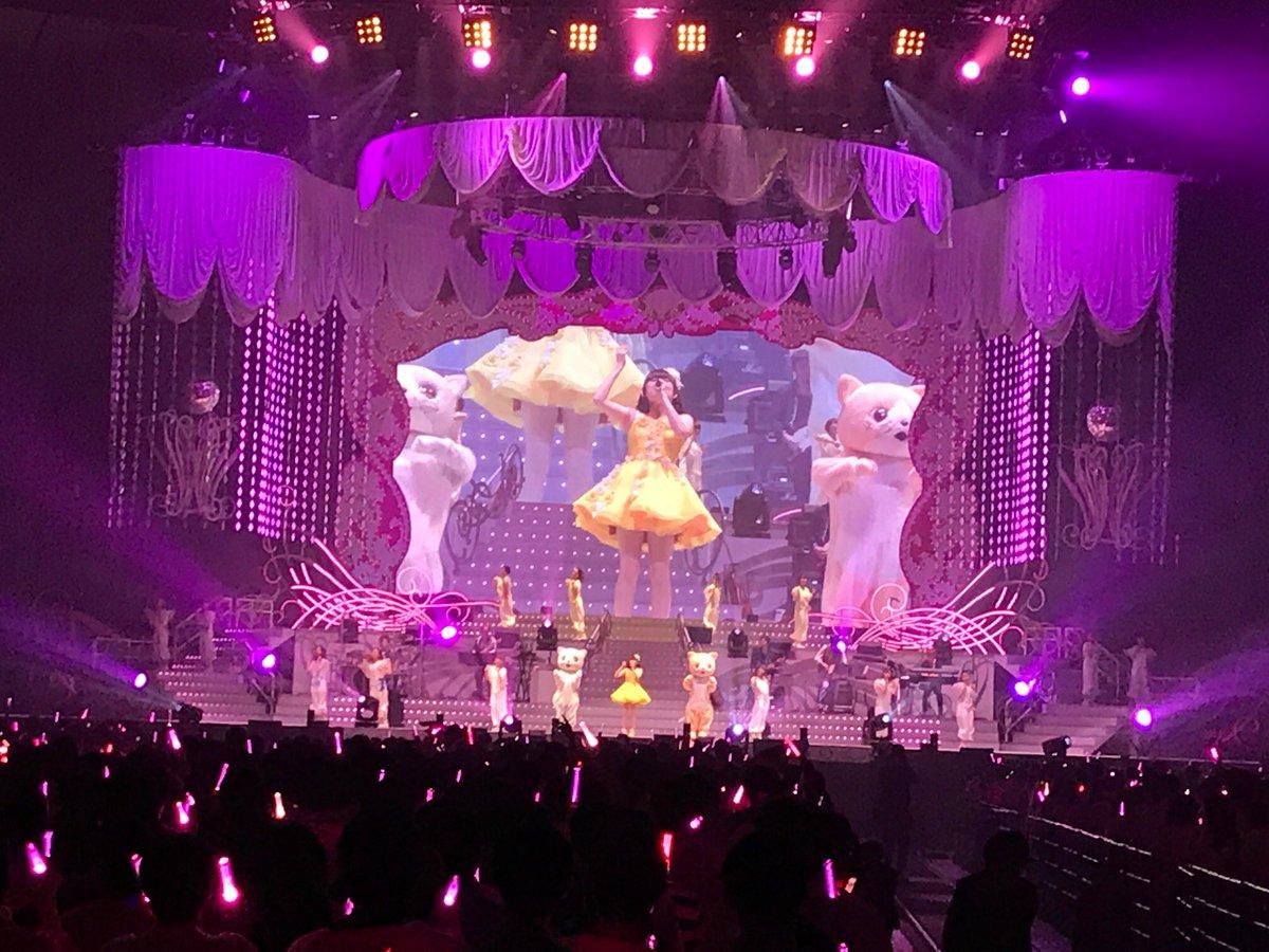 「20th Anniversary 田村ゆかり LOVE ♡ LIVE 2017 *Crescendo♡Carol*」桃色メイツとして出演させていただきました。ありがとうございました! #ゆかりんライブ2017