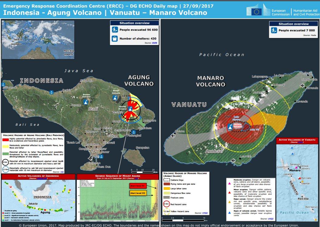 Eu Humanitarian Aid Asia Pacific On Twitter Echo Map