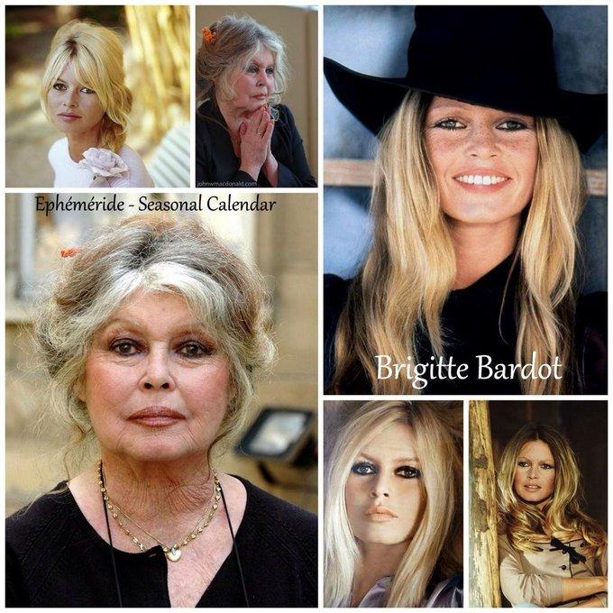 Happy 83rd Birthday to Brigitte Bardot