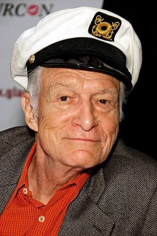 Founder of the Playboy Mansion, Hugh Hef...