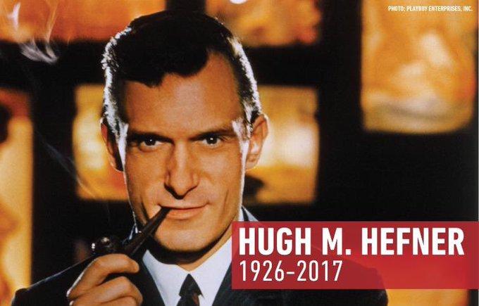 "RT @BurntCds: ""Life is too short to be living somebody else's Dream"" - Hugh Hefner A true Playboy forever"