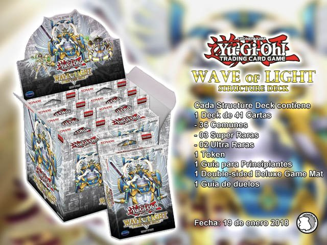 Carloncho store on twitter structure deck wave of light httpst carloncho store on twitter structure deck wave of light httpsttqidgirqi3 yugioh tcg ygo mozeypictures Images