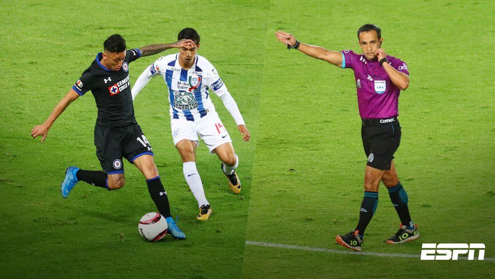 Pachuca golea 4-0 al Cruz Azul