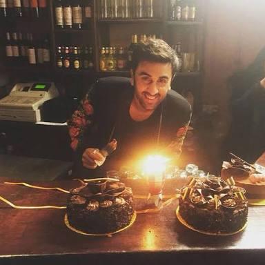 Happy birthday Ranbir Kapoor..
