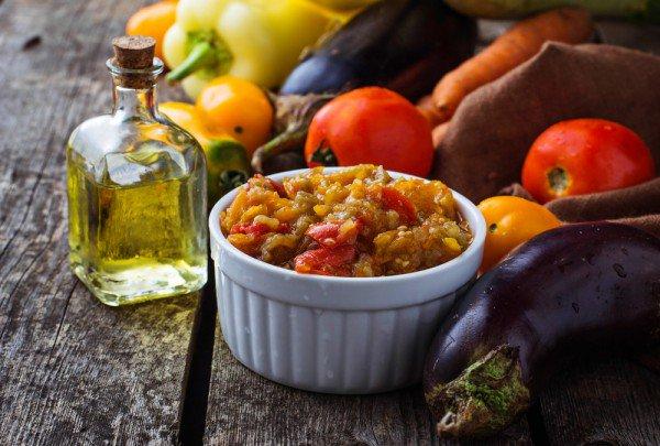 Икра из баклажанов с картофелем рецепт с фото пошагово на сковороде