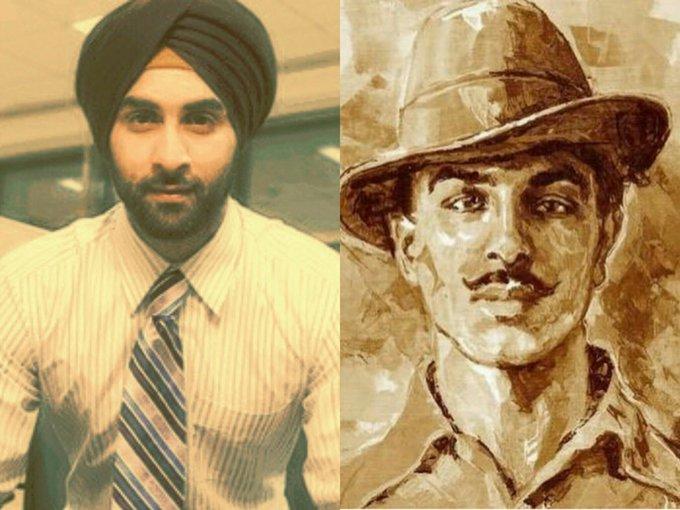 Happy Birthday To Ranbir Kapoor & Shaheed Bhagat Singh