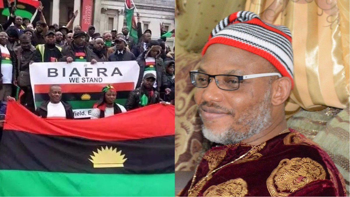 """Federal Govt has described as """"unfortunate"""" and """"unacceptable,"""" the position of U.S. Government over the declaration of IPOB as a terrorist group."""