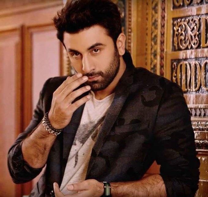 Happy birthday to the most talented actor and darling Ranbir kapoor