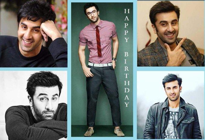 Hitss Entertainment Wishes Bollywood Superstar Ranbir Kapoor a Very Happy Birthday