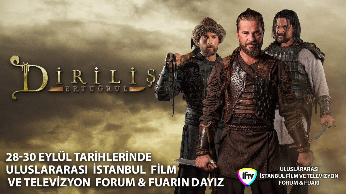 28-30 Eylül Tarihlerinde Uluslararası İstanbul Film Ve Televizyon Foru...