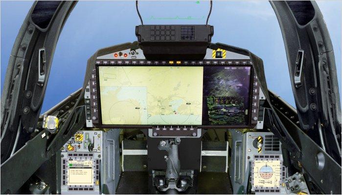 Gripen-Cockpit