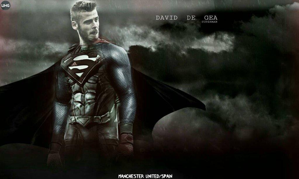 David de Gea Super strength & reflexes💪💪💪