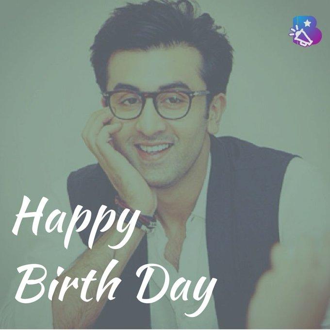 Bollywood Mascot Wishes a Very Happy Birthday to Ranbir Kapoor